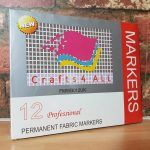 Crafts 4 ALL Fabric Markers Review