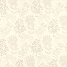 £30 per roll - Tenby Natural Floral Wallpaper - Laura Ashley.