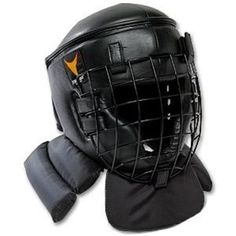 ProForce Thunder Padded Combat Head Guard w/ Face Cage - X-Large by Pro Force. $64.77. The ultimate protection for your head and neck when sparring or boxing. Made of a black padded vinyl shell with high density foam. Adjustable hook and loop closure in the back helps maintain a secure and comfortable fit. Metal face cage is removable and holds in place with 7 hook and loop closures. Features padded flaps on the back and sides of the neck and a firmer flap for the front of th...