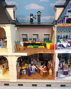 Regent Street – PLAYMOBIL Collectors Club