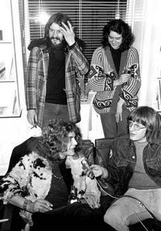 Led Zeppelin, 1972