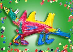 """""""Federicos Dragon"""" - Draw Your Cuddle    http://fiaba.de/federicos-drache-draw-your-cuddle/"""