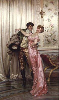 Soulacroix, coppia