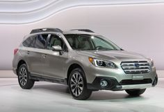 2015 Subaru Outback. Check out Subaru's 2015 vehicle line up, some of which will be displayed at the 2015 Calgary International Auto & Truck Showcase  For more information visit us online at: www.autoshowcalgary.com