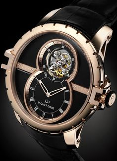 Jaquet Droz Grande Seconde SW