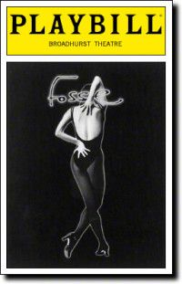 Fosse 1999 Broadway News Musical Theatre Shows Plays