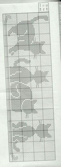 Apiment& Ponto de Cruz - Passionate about Cross Stitch, # . - Apiment& Ponto de Cruz – Passionate about Cross Stitch, # - Cat Cross Stitches, Cross Stitch Bookmarks, Crochet Bookmarks, Cross Stitch Charts, Cross Stitch Designs, Cross Stitching, Cross Stitch Embroidery, Cross Stitch Patterns, Loom Patterns