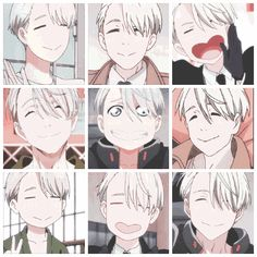 Photo: Viktor Nikiforov + heart mouth original gifs are not mine my edit ✨ #ViktorNikiforov // #yoiedit // #EnglandsSconesedits // #yoi // #Yurionice // #myedit // #anime // #manga ✨
