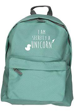 HippoWarehouse I AM SECRETLY A UNICORN backpack ruck sack Dimensions: 31 x 42 x 21 cm Capacity: 18 litres HippoWarehouse http://www.amazon.co.uk/dp/B012CWUFEY/ref=cm_sw_r_pi_dp_Q6y6vb0NTEAC2
