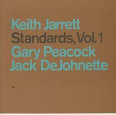 Keith Jarrett Standards Vol1