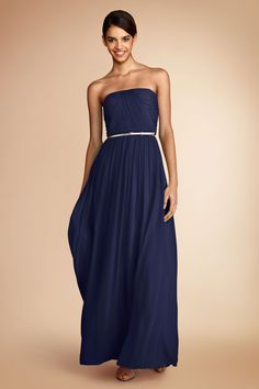 jenny yoo aidan dress with dress | My bridesmaids are wearing Donna Morgan Emily in Midnight! This dress ...