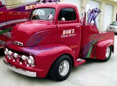 I would drive a Tow Truck like this!  NOSLEEPATALL.COM