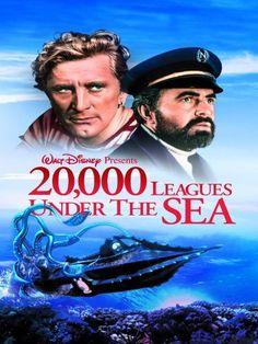 20,000 Leagues Under the Sea (1954): Paul Lukas, Peter Lorre, James Mason, Kirk Douglas: Amazon Instant Video