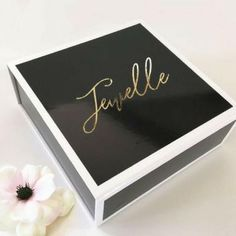 New Personalized Bridal Gifts Bridesmaid Proposal Ideas Will You Be My Bridesmaid Gifts, Bridesmaid Gift Boxes, Gold Bridesmaids, Bridesmaid Proposal Gifts, Wedding Gift Boxes, Personalized Bridesmaid Gifts, Gifts For Wedding Party, Bridal Gifts, Party Gifts
