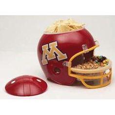 Wincraft Minnesota Golden Gophers Snack Helmet