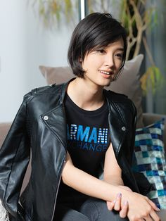 画像集 剛力彩芽 Character Inspiration, Asian Beauty, Asian Girl, Concept Art, Sci Fi, Leather Jacket, Hairstyle, Japanese, Actresses