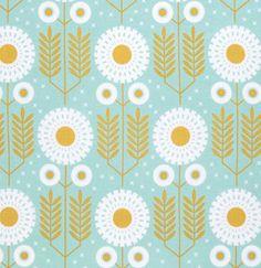 Flâner Prairie Bloom maïs par Joel Dewberry par SistersandQuilters