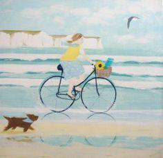 Run on the Beach - Hannah Cole - Island Fine Arts