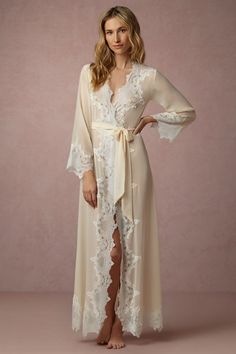 Ione Robe in Bride Bridal Lingerie at BHLDN #bhldnwishes
