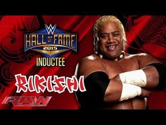 afd7d9f4b6fb Rikishi is announced for the WWE Hall of Fame Class of 2015  Raw