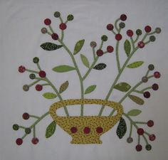 TatteredGarden Quilting: Beyond The Cherry Trees Cherry Tree, Applique Quilts, Needle And Thread, Fun Projects, Embroidery, My Favorite Things, Trees, Baltimore, Quilting