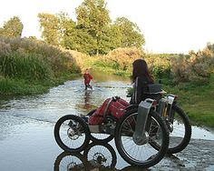 BOMA Off-Road Wheelchair | pushingthelimits.com | Flickr