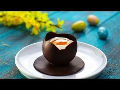 Doppa ballongen djupt i chokladen och tryck fast på tallriken – detta klockrena påskägg sprider sig som en löpeld | Newsner