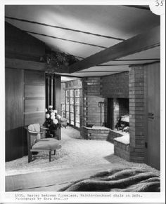 Exteriors and interiors, 1961