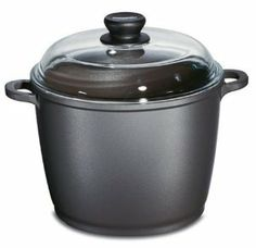 Berndes Tradition 10-Quart Stockpot by Berndes. $149.37. High-grade aluminum alloys ensure durable construction. Aluminum base delivers excellent heat distribution. Oven-safe to 450 degrees F. Nonstick surfaces guarantee easy cleanup. 10-quart stockpot comes with glass lid. From the Manufacturer                This 10-quart stockpot is part of the Berndes Tradition line of cookware. Tradition cookware is manufactured using vacuum-pressure casting. High-grade aluminum alloys...