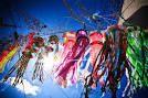 Tanabata Matsuri ou festival das estrelas é uma,festa muito bonita que ocorre anualmente ao redor do mundo. Há uma lenda que representa o contexto da,festividade, onde um,jovem,príncipe de apaixona e não pode ficar com sua amada...contudo, neste dia de Tanabata, eles se encontram para celebrar o amor.....