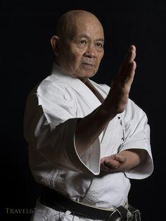 Minoru Higa Hanshi Dan, Kaicho of Kyudokan Okinawan Karate, Ip Man, Chinese Martial Arts, Martial Artists, Dojo, Jiu Jitsu, Mma, Knowledge, Japanese
