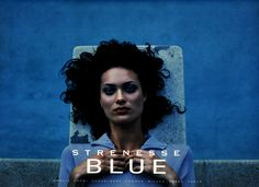 FashoGraphy Scans — Campaign: Strenesse Blue Season: 1997 Model(s):...