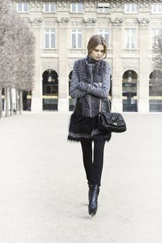 Look N° 2 / Autumn 2012 / Collection / READY-TO-WEAR / Woman / Fashion & Accessories / Dior official website