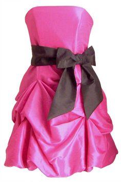 Image detail for -Best Short Pink Prom Dresses