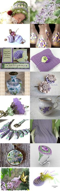 The Lilacs are Blooming! ~Spring 2015 Gift Guide~ Hotteam Treasury by Kathy Carroll on Etsy--Pinned with TreasuryPin.com Help me promote these awesome artists by  Clicking the link to give them views! Thanks!