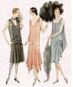 Volunteer Murder Mystery Dinner // 1920's Costumes and Party Ideas
