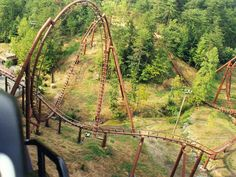 Tennessee Tornado - Dollywood (Pigeon Forge, Tennessee, USA)