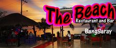 The Beach Restaurant and Bar Thailand Best Hotels and Resorts Travel Holiday Information the best travel and festival for you.Enjoy holiday Thailand.