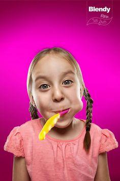 Blendy: Lollypop http://adsoftheworld.com/media/print/blendy_lollypop #advertising