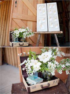 seating ideas @wedding chicks@Bird's Eye Cove Farm 'The Barn'@Tacy Rockwell@Tammy Markwart