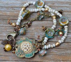 Spring Pansy (Customer Design) - Lima Beads