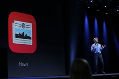 When you updated your iPhone or iPad to iOS Apple's News App comes preinstalled. Here's what you need to know about your new news source! News Apps, Tech News, Iphones For Sale, Apple Service, Targeted Advertising, Free Ads, Wall Street Journal, Apple News, Marketing