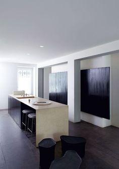 Côté cuisine - Un appartement design comme une galerie - CôtéMaison.fr