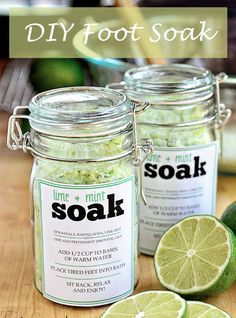 Pet paw care is just as important as yours! Try out this DIY foot soak here…