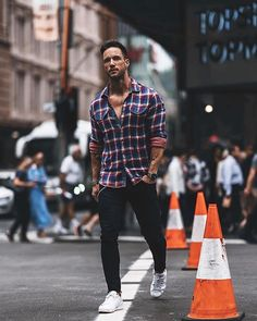 Style by @magic_fox Yes or no? Follow @mensfashion_guide for dope fashion posts! #mensguides #mensfashion_guide