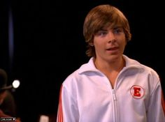 Breaking Free begins High School Musical Cast, Troy Bolton, Band Outfits, Disney Plus, Zac Efron, Disney Channel, Musicals, Tv Shows, It Cast