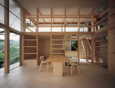 modern japanese architecture wood - Google Search