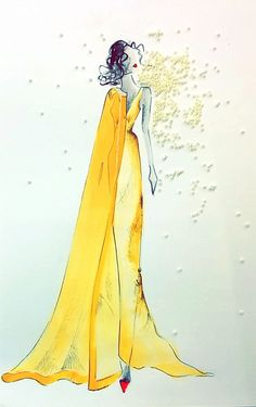 Autumn/Festive '14 - Fashion Illustration on Behance