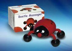 5.590 Ft helyett 2.590 Ft: Modern katica formájú, enyhén rugalmas, kiváló rezgésvezető anyagból készült, 12 cm hosszú, formás Beetle Massage Tool csiklóizgató Massage Tools, Beetle, Modern, June Bug, Trendy Tree, Beetles