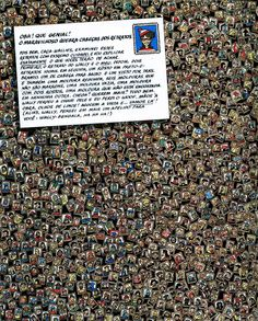 Where's Waldo Jogo Retratos